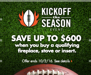 Save Up to $600 with our Kickoff Season Event!