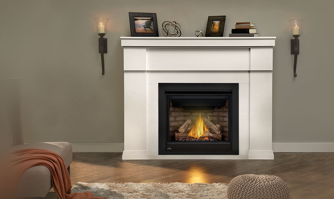 We sell gas fireplaces