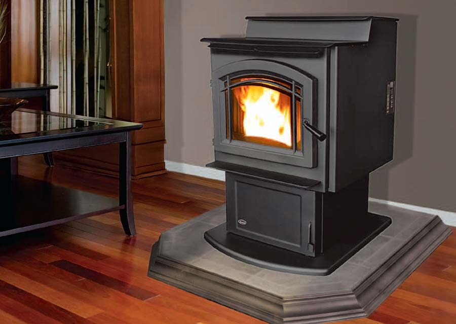 Pellet and multi-fuel stoves